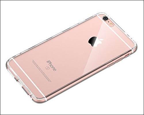 JETech iPhone 6s Transparent Case
