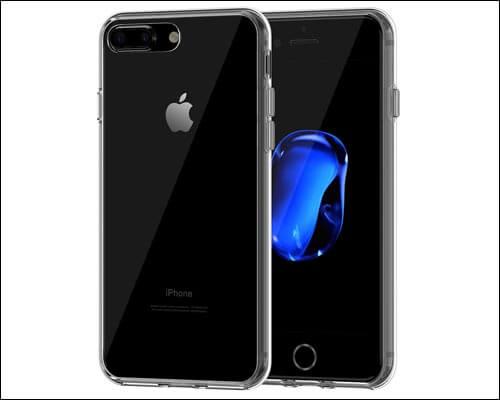 JETech iPhone 7 Plus Clear Case