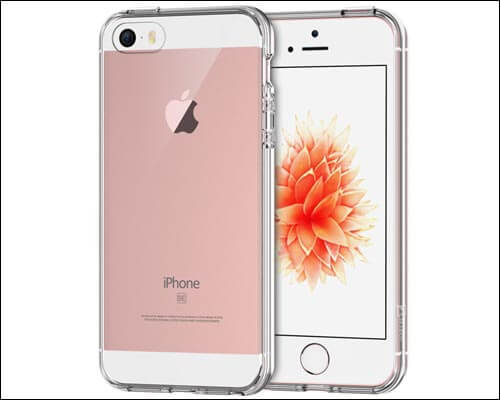 JETech iPhone SE Clear Case