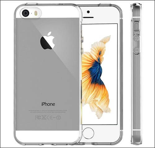 JETech iPhone SE, iPhone 5s and 5 Bumper Case