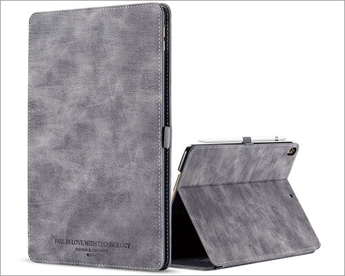 JGOO Folio Case for iPad Pro 11-inch