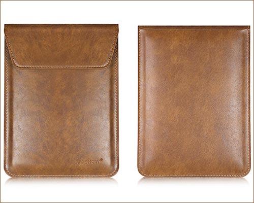JM Show iPad Air and iPad Air 2 Leather Sleeve