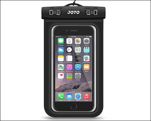 JOTO Waterproof Case for iPhone 6-6s