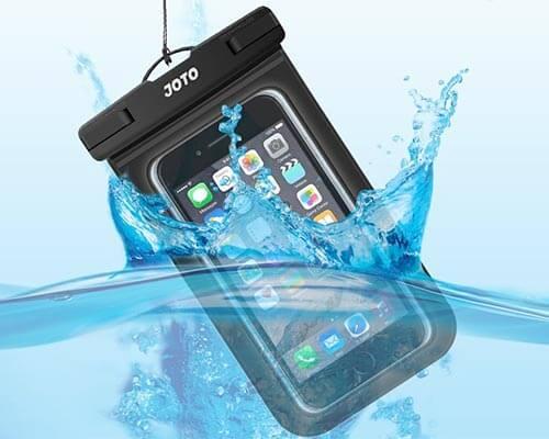 JOTO iPhone 7 Plus Waterproof Pouch