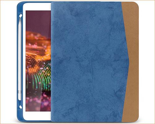 JUQITECH iPad Air 3 Folio Case
