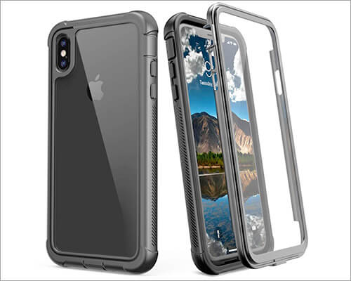 JUSTCOOL Heavy Duty Case for iPhone Xs Max