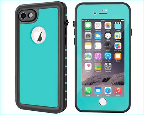 JUSTCOOL iPhone 8 Waterproof Case