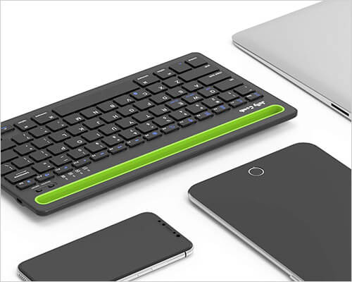 Jelly Comb Apple TV Bluetooth Keyboard