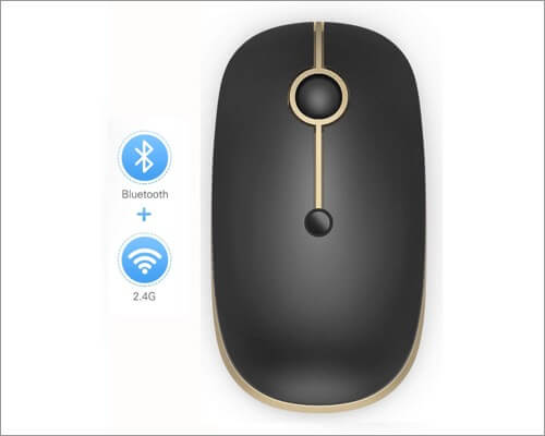 Jelly Comb Bluetooth Mouse for iPad Pro