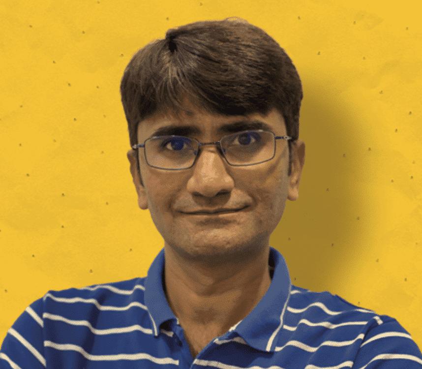 Jignesh Padhiyar - Co-founder