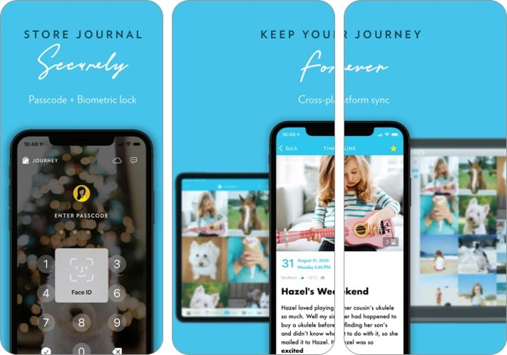 Journey best App for iPhone and iPad