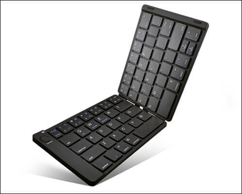 Joyzy Bluetooth Keyboard for iPhone 6 and 6 Plus