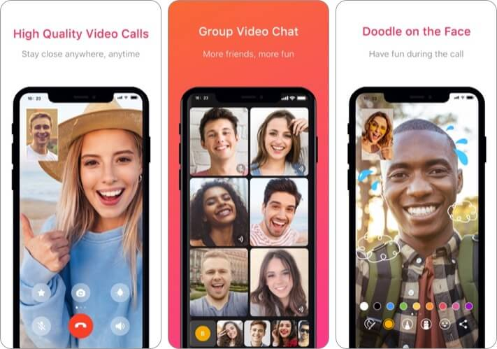 Ios app chat alternative Replacing Messages: