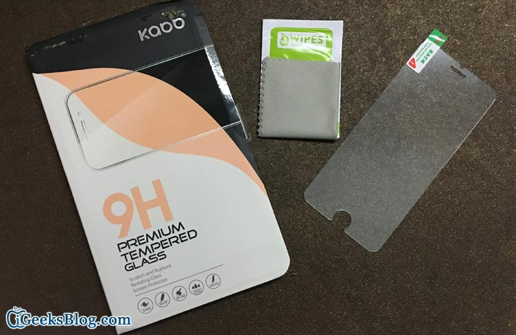 KABB Glass Screen Protector for iPhone 6-6s Plus