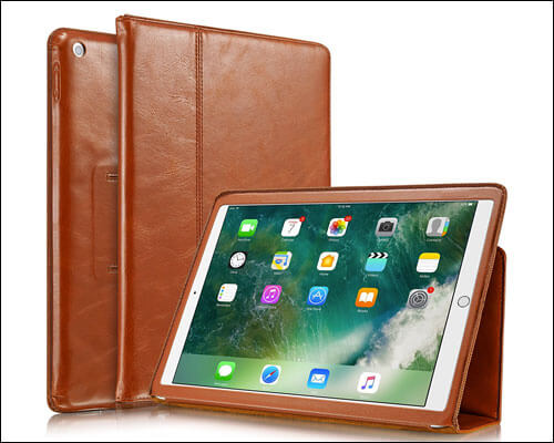 KAVAJ 2018 iPad 9.7-inch Leather Case