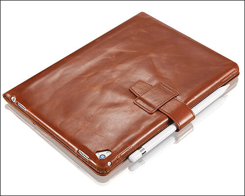 KAVAJ iPad Pro 10.5 Genuine Leather Case