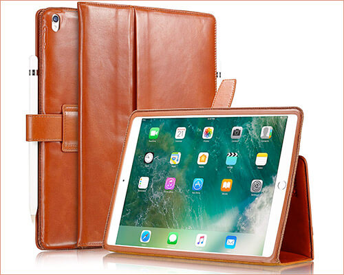 KAVAJ iPad Pro 10.5-inch Leather Case