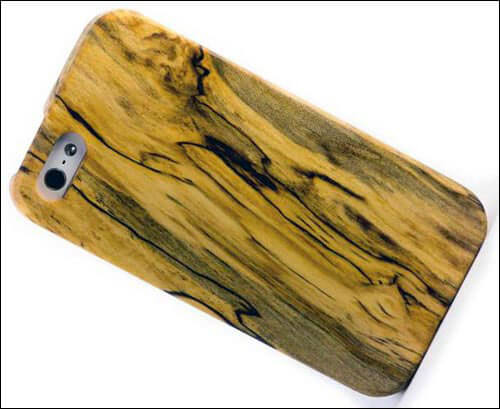 KERF iPhone 6 Plus Wooden Cases