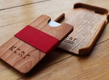 KERF iPhone 6 and 6s Plus Wooden Case