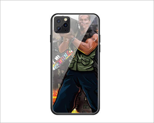 KKSY Arnold iPhone 11, 11 Pro and 11 Pro Max Case