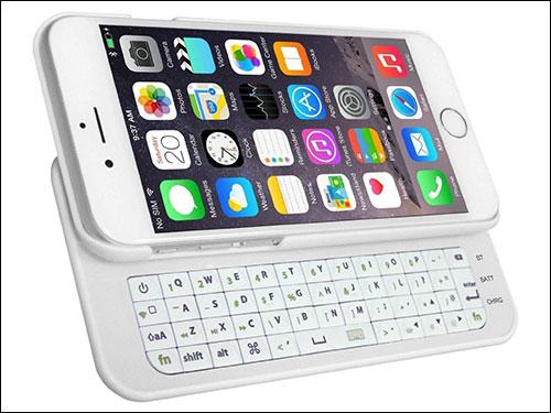 KOOTION iPhone 6-6s Keyboard Case