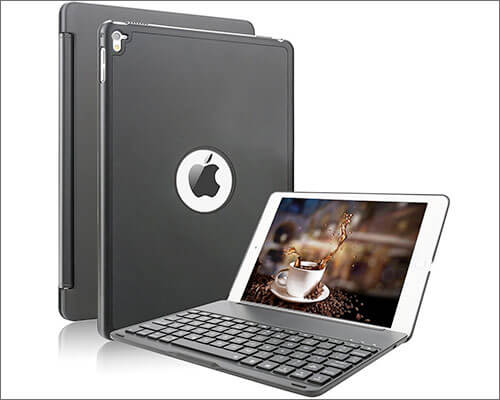 KVAGO iPad 9.7-inch 2018 Keyboard Case