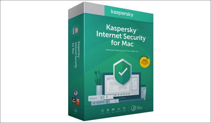 Kaspersky Internet Security Paid Antivirus for Mac