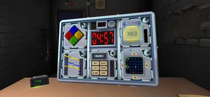 Keep Talking and Nobody Explodes iPhone Party Game Screenshot