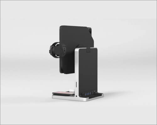 Kensington StudioDoc for iPad Pro accessory for Apple users from CES