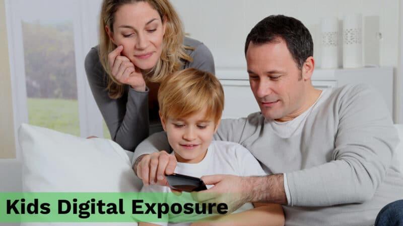 Kids Digital Exposure