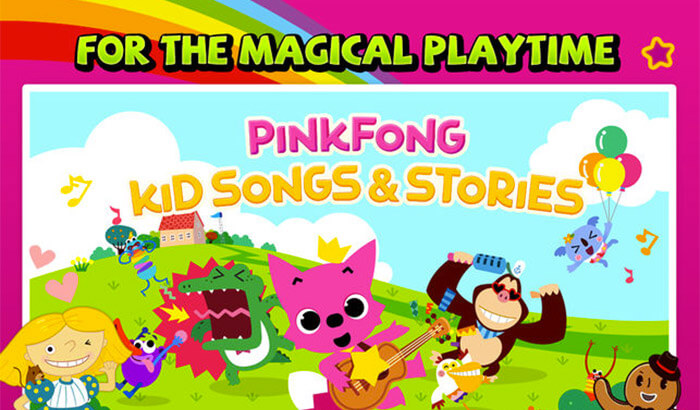 Kids Songs Educational iPhone Game Screenshot