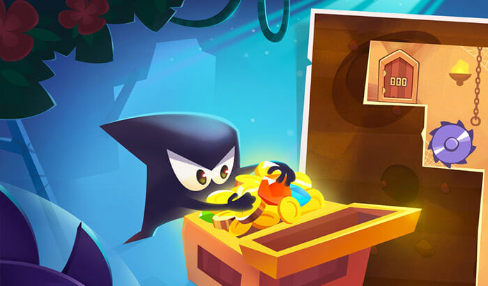 King of Thieves iPhone and iPad Game Screenshot