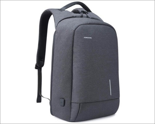 Kingsons Anti Theft Backpack for MacBook