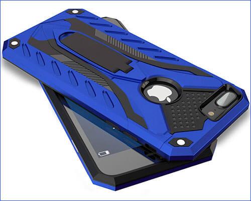 Kitoo iPhone 8 Plus Military Grade Case