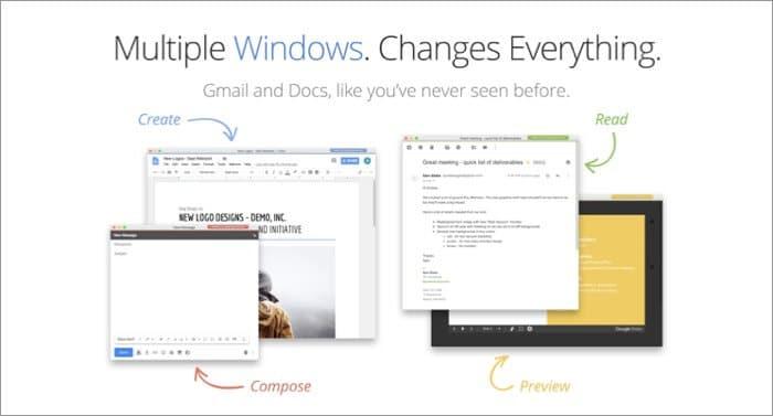 Kiwi for Gmail Email Mac App Screenshot