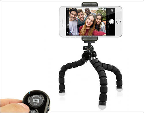 KobraTech Tripod for iPhone 6-6s Plus