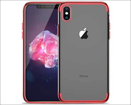 KuGi Bumper Case for iPhone Xs Max