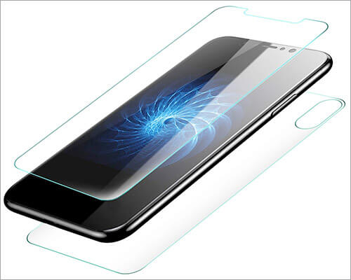 KuGi Glass Screen Protector for iPhone Xs Max