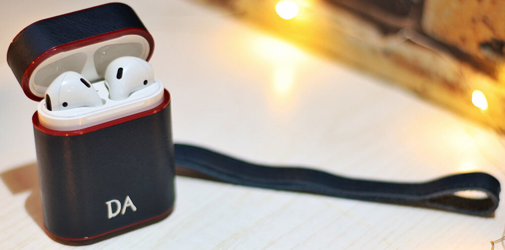 Kulor Leather Case for AirPods