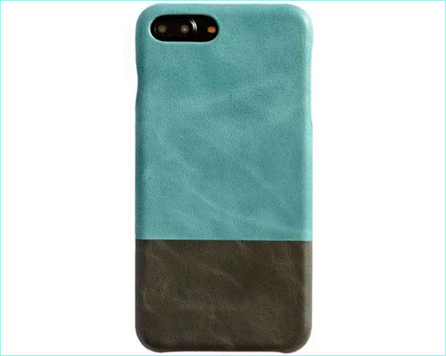 Kulor iPhone 8 Plus Leather Cases