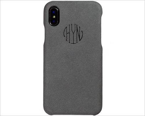 Kulor iPhone X Leather Case