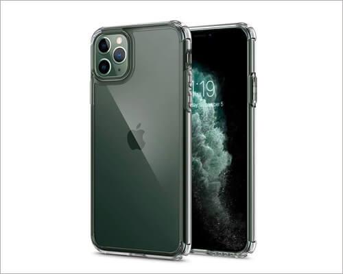 Kumeek iPhone 11 Pro Heavy Duty Clear Case
