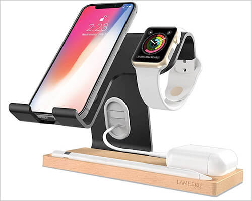 LAMEEKU Docking Station for iPhone Xs, Xs Max, and iPhone XR