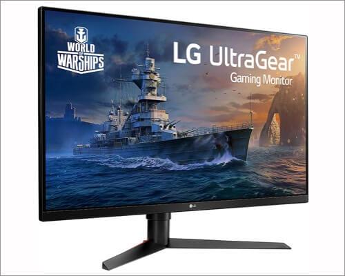 LG 32 Inch QHD Gaming Monitor