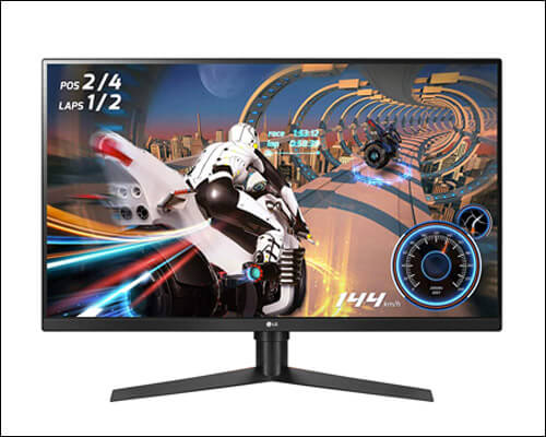 LG 32GK650G-B Mac Mini 2018 Monitor