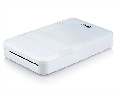 LG Pocket Photo Printer for iPhone