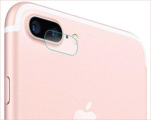 LONTECT iPhone 8, 7 Plus Camera Lens Protector