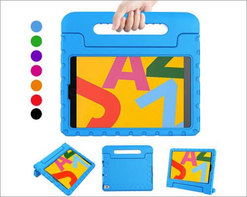 LTROP iPad 10.2 inch Kickstand Case