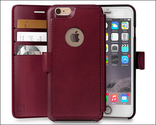 LUPA Wallet Case for iPhone 6s Plus