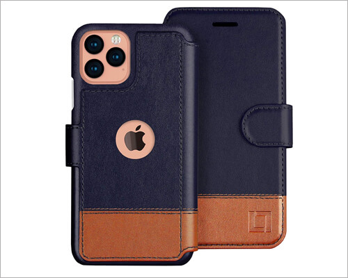 LUPA iPhone 11 Pro Card Holder Executive Case